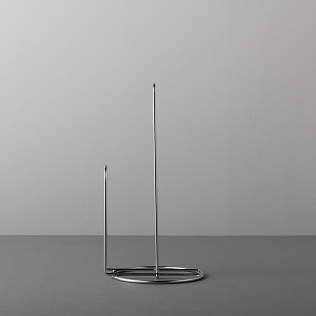 ワイヤーペーパーホルダー