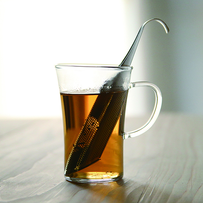CASUALPRODUCT StickType TeaInfuser TeaStrainerCASUALPRODUCT StickType TeaInfuser TeaStrainer