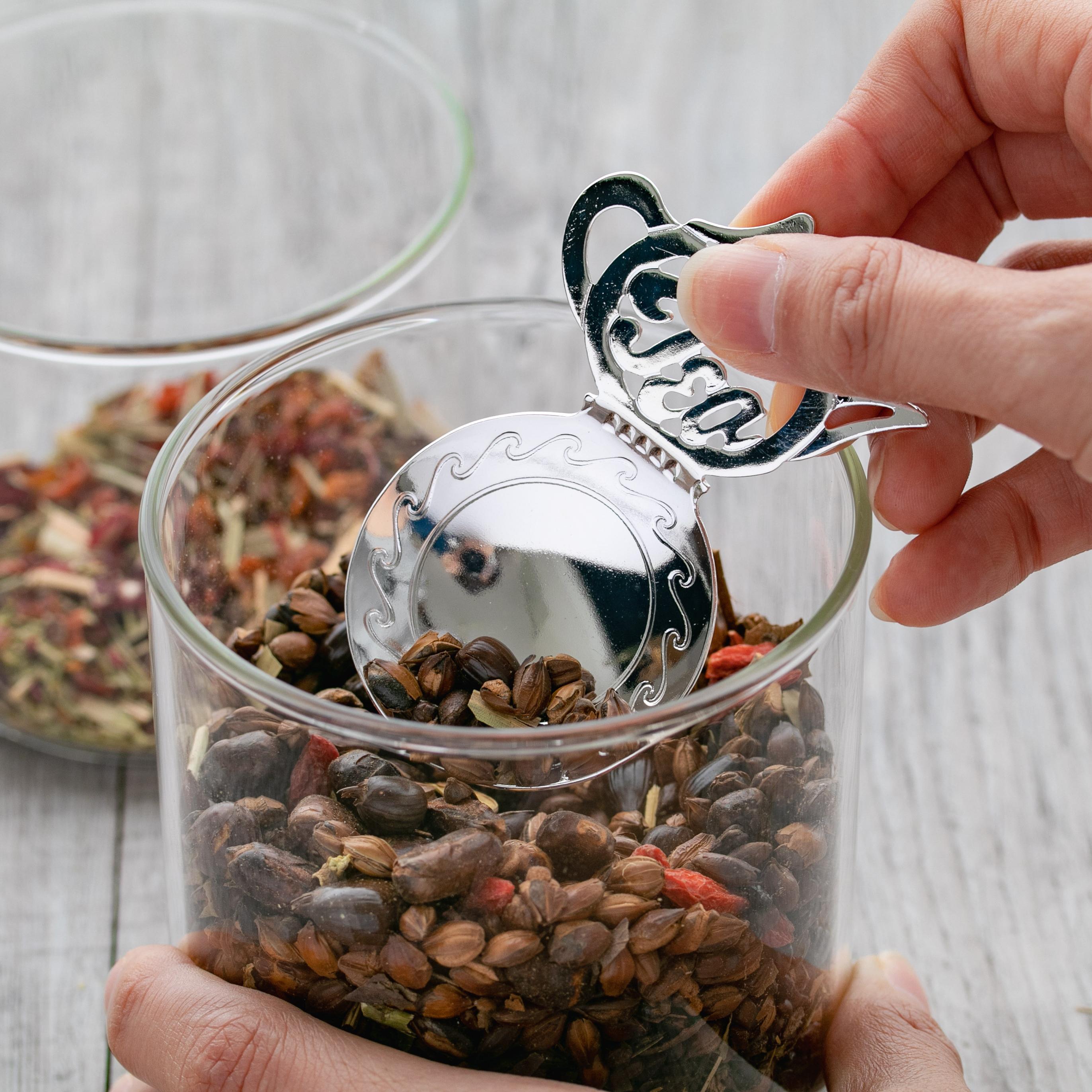 カジュアルプロダクト ティーキャディースプーンA 紅茶