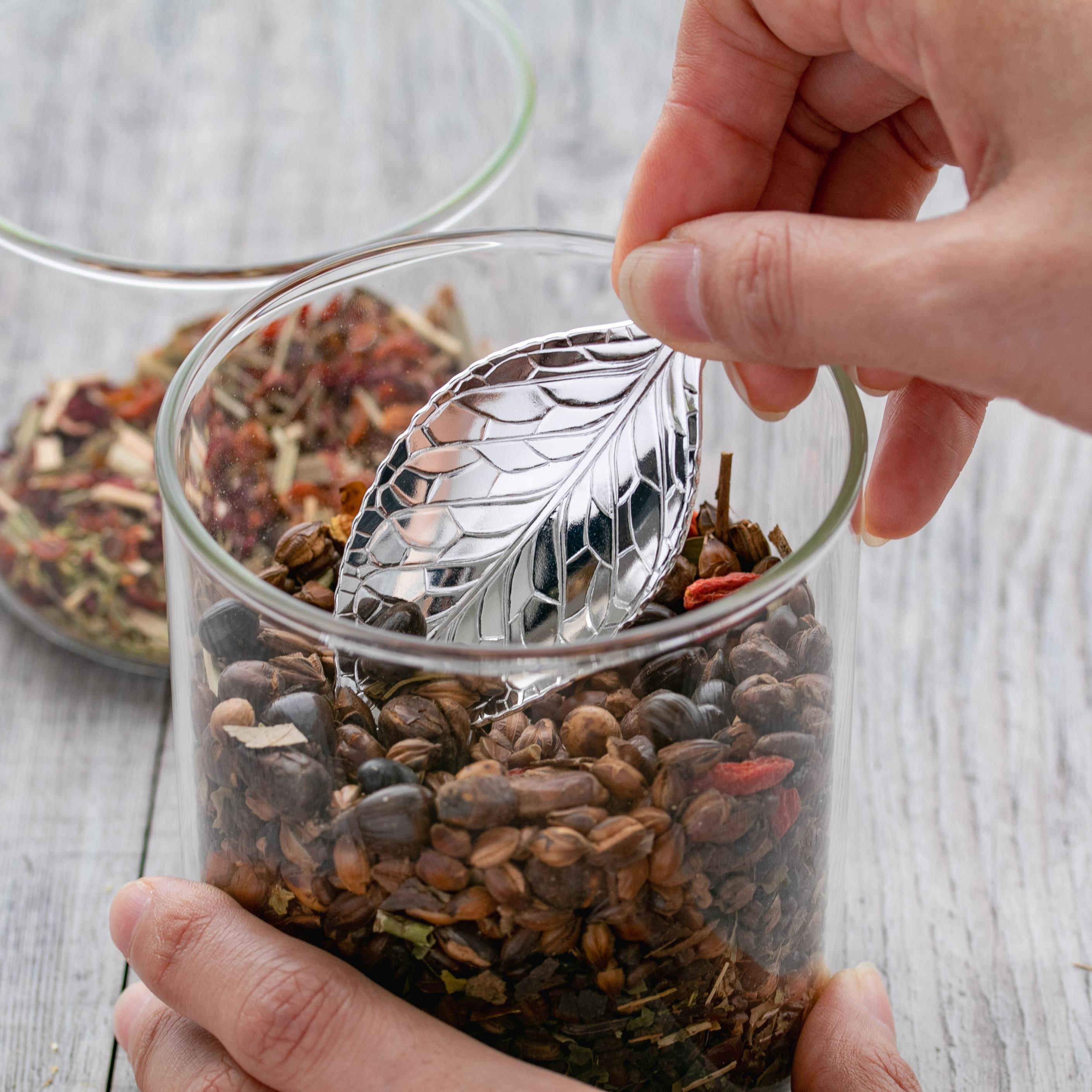 カジュアルプロダクト ティーキャディースプーンベイン 紅茶