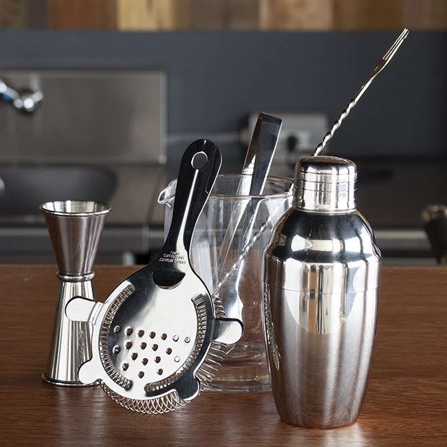 CASUALPRODUCT Standard Cocktail Strainer Kitchen CafeRestaurant