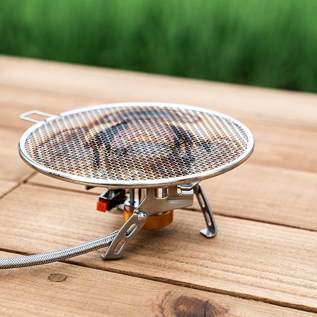 カジュアルプロダクト セーフティープレート 鍋ががたつく コンロに置ける