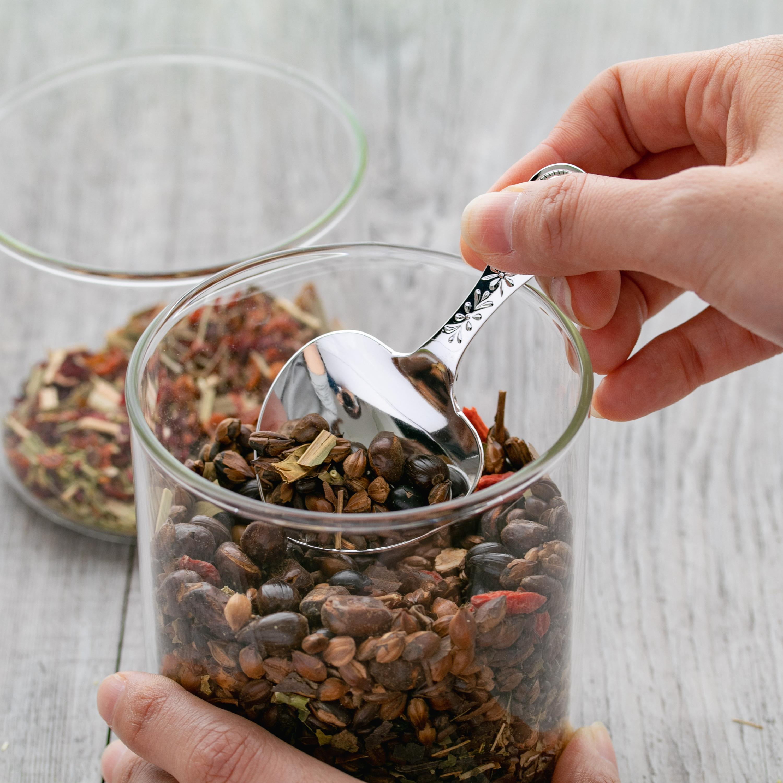 カジュアルプロダクト ティーキャディースプーン ティーハート 紅茶