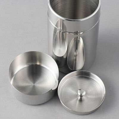 CASUALPRODUCT Stainless TeaCan