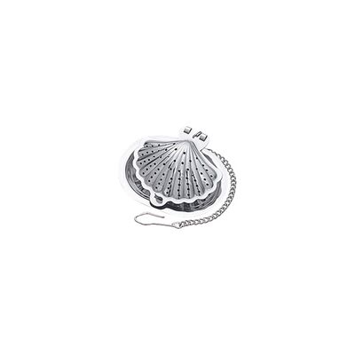 CASUALPRODUCT Shell TeaStrainer TeaBag
