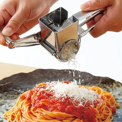 CASUALPRODUCT CUCINA Rotary CheeseGrater Kitchen