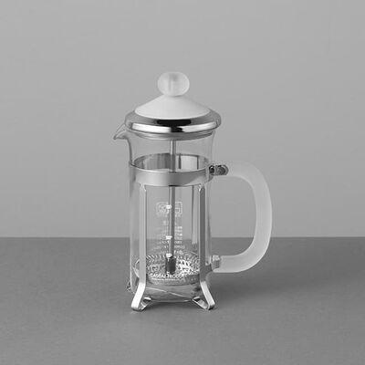 プレス式コーヒー&ティーメーカー